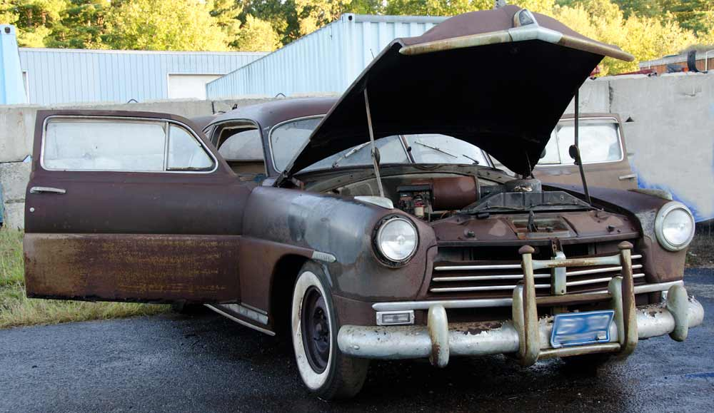 1948 Hudson Commodore 8 Coupe For Sale